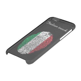 coque iphone 6 drapeau italie