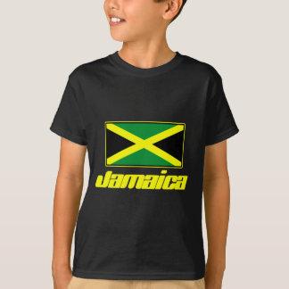 Drapeau jamaïcain t-shirt