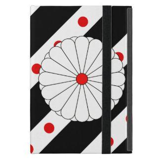 Drapeau japonais de rayures coque iPad mini