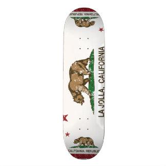 Drapeau La Jolla de République de la Californie Skateboards Cutomisables