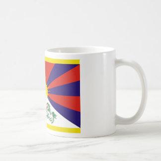 Drapeau libre du Thibet Mug