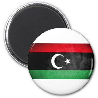 Drapeau libyen aimant
