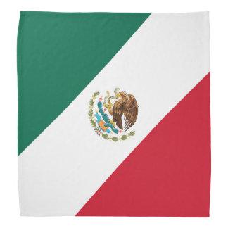 Drapeau mexicain patriotique Bandera Mexicana Bandana