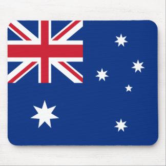 Drapeau Mousepad de l'Australie Tapis De Souris
