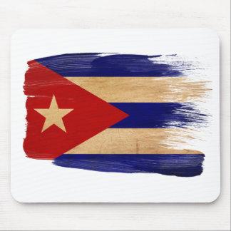 Drapeau Mousepads du Cuba Tapis De Souris