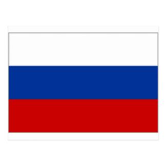 Drapeaux cartes russe le