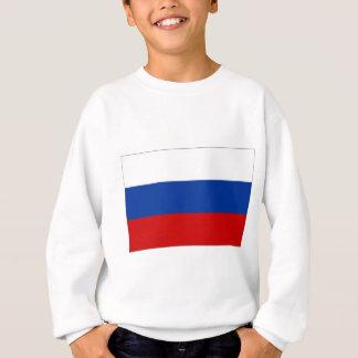 Drapeau national de Fédération de Russie Sweatshirt
