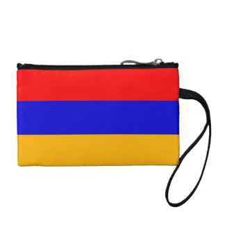 Drapeau national de l Arménie Porte-monnaies