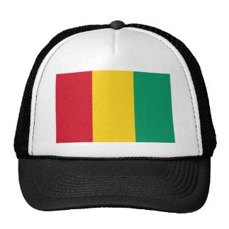 Drapeau national du monde de Guinée Casquette