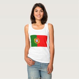 Drapeau national du Portugal Débardeur