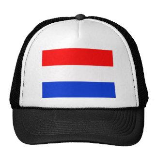 Drapeau néerlandais casquette de camionneur