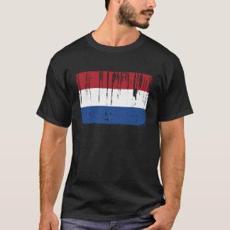 Drapeau néerlandais t-shirt