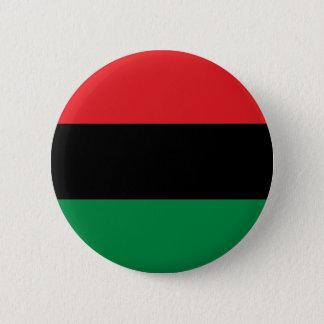 Drapeau noir et vert rouge badges