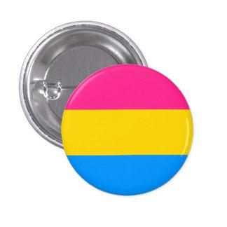 Drapeau Pansexual de fierté Badge