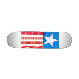 Drapeau-Planche à roulettes américaine Plateau De Planche À Roulettes