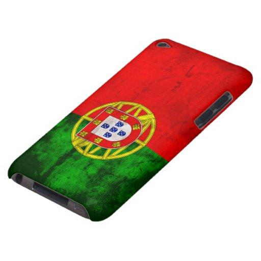 Drapeau portugais coques iPod Case-Mate
