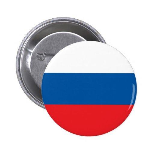 drapeau russe badges