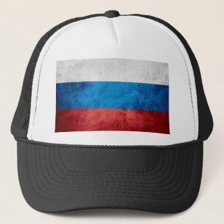Drapeau russe casquette