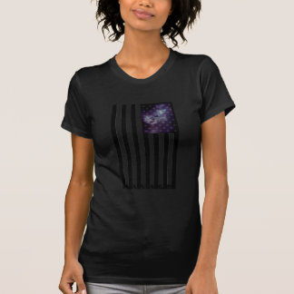Drapeau sauvage t-shirts