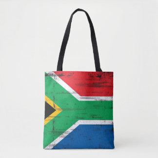 Drapeau sud-africain sac