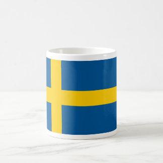 Drapeau suédois mug