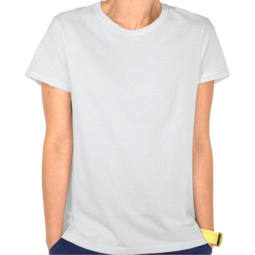 Drapeau vintage du tigre 80s Porto Rico de Corey T-shirts