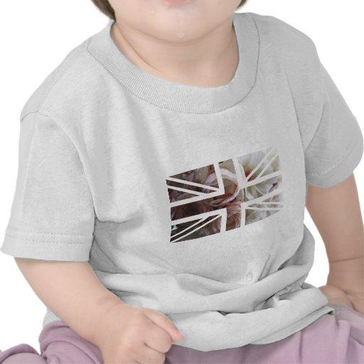Drapeau vintage d'Union Jack les Anglais (R-U) de  T-shirts