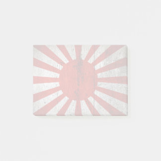 Drapeaux de pays affligés | Japon Post-it®