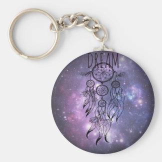 Dreamcatcher Porte-clé Rond