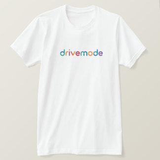 Drivemode coloré t-shirt