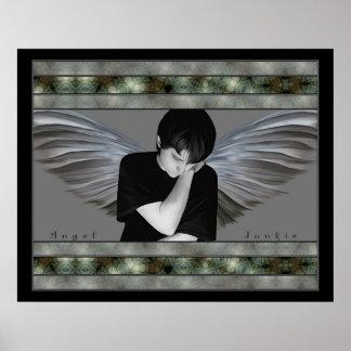 Drogué d'ange affiches