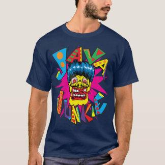 Drogué de Java T-shirt