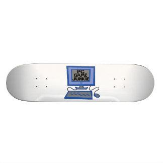 Drogué de jeu de PC Skateboard Old School 18,1 Cm