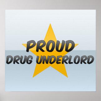 Drogue fière Underlord Posters