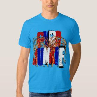 Drogué pyrogéné - customisé t-shirts