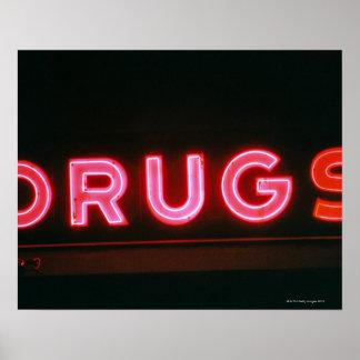 Drogues Affiche