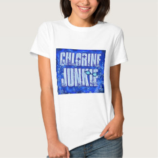 drogués de chlore t-shirts