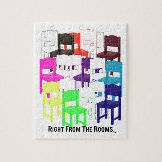 Droit des salles gardez votre puzzle de Seat