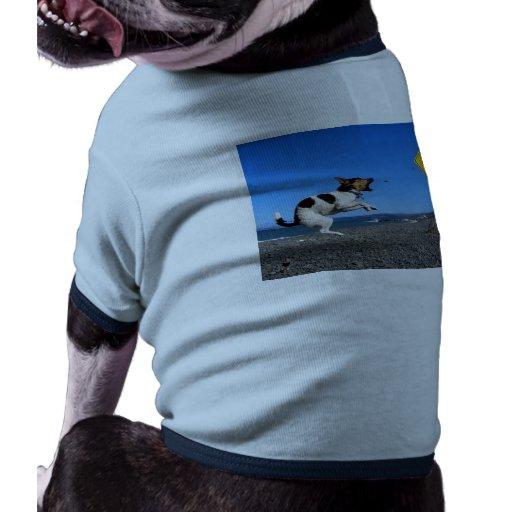 drôle-chien-signe manteaux pour animaux domestiques