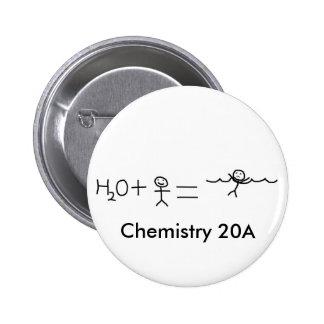 drôle, chimie 20A Badges