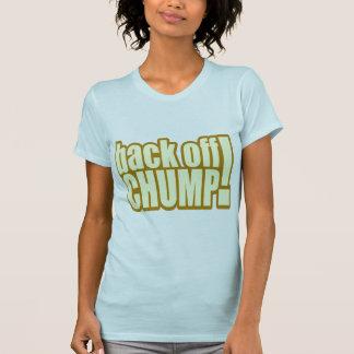 Drôle dégagez les cadeaux de T-shirts d'idiot