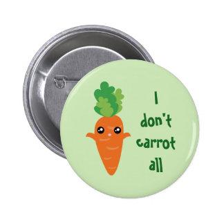 Drôle je ne fais pas carotte toute la bande badge