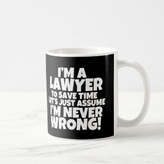 Drôle je suis une tasse d'avocat beaucoup de