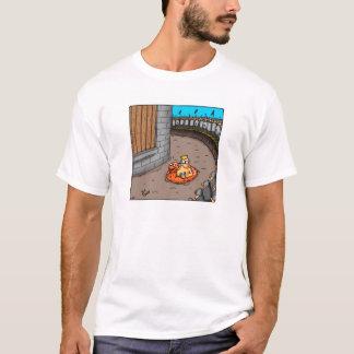 "Drôle ""tempête tee - shirt du château"" t-shirt"