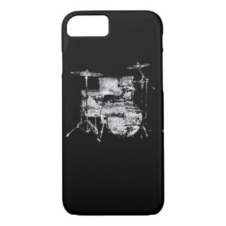 drumkit coque iPhone 7