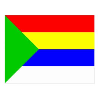 Druze, République démocratique du Congo Carte Postale