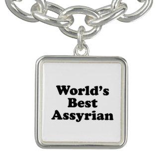Du monde l'Assyrien mieux Bracelet Avec Breloques