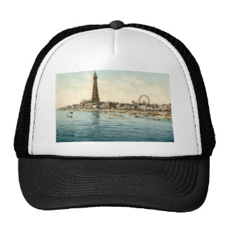 Du pilier central, Blackpool, Angleterre Casquettes