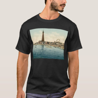 Du pilier central, Blackpool, Angleterre T-shirt