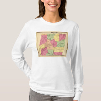 Du sud-est, ville t-shirt